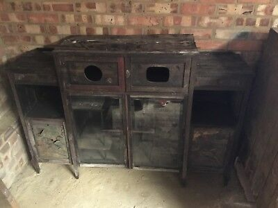 Antique Chinese Cabinet - For Repair