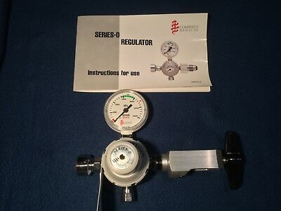 COMWELD Series-0 Oxygen Regulator (518804)