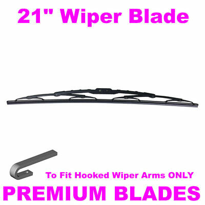 "Multi-Clip 21"" Inch Front Windscreen Wiper Blade"
