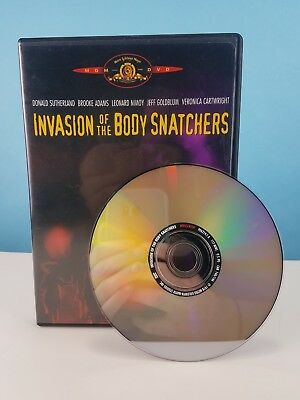 Invasion of the Body Snatchers (DVD, 1998, Contemporary Classics) free shipping