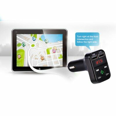 Voiture De Style Bluetooth Modulateurs Fm Kit Mains Libres Émetteur Fm De Voitur