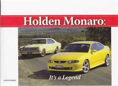 Holden Monaro - It's a Legend