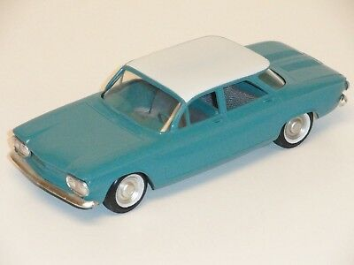 1960 Chevrolet Corvair Promo in 1/25th Scale - Near Mint