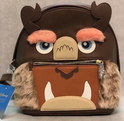 21abf1e2874 Disney Beast Backpack Danielle Nicole Beauty and the Beast Brand New NWT  78