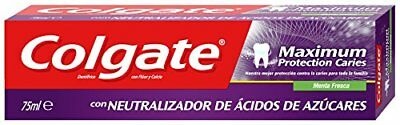 COLGATE - MAXIMUM protection caries 75 ml-niños Bellezza  8714789925349 (18w)