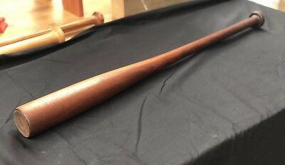"Tasmanian Blackwood Wattle Baseball Bat. 33"" US Spec"