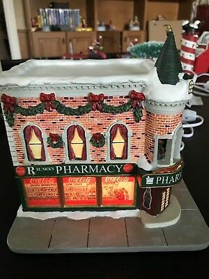 Coca-cola Holiday Village St Nick's Pharmacy