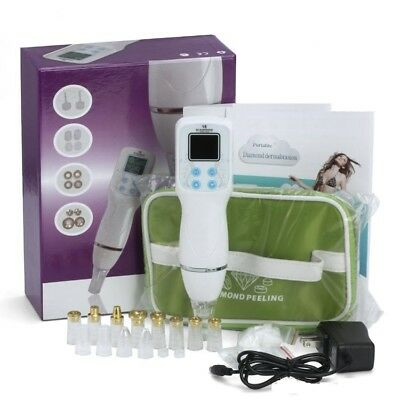 BEST Diamond Microdermabrasion Vacuum Dermabrasion Skin Machine Remove BlackHead