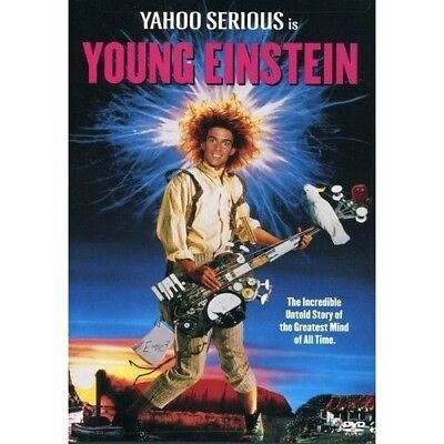 Young Einstein - Yahoo Serious DVD  = Brand New Fast Postage  =