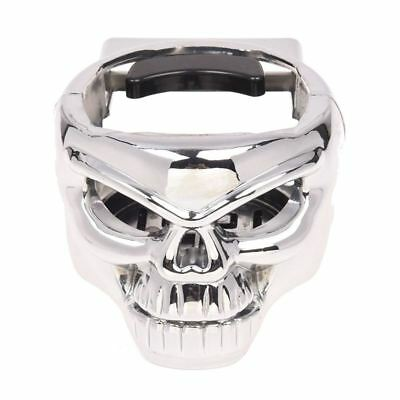 Skull Car Auto Vent Mount Cup Drink Can Bottle Holder X3N5