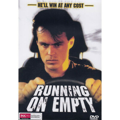 RUNNING ON EMPTY - DVD = Brand New Fast Postage  =