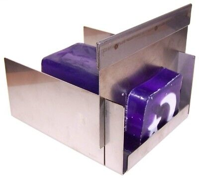 Stainless Steel SOAP CUTTER for cutting handmade blocks of soap accurately