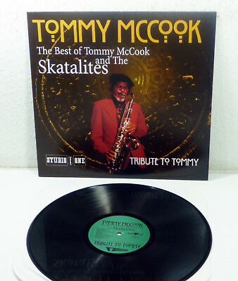 Best Of Tommy McCook & The Skatalites - NM US 90s Heartbeat STUDIO 1 LP Ska 1999