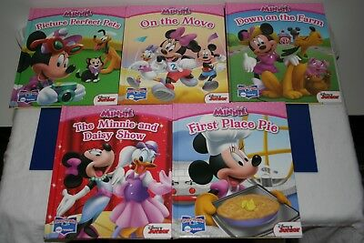 Disney story reader Minnie Mouse book set