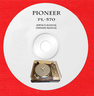 PIONEER AUDIO VIDEO Service and owner manuals dvd 3 of 3 in pdf