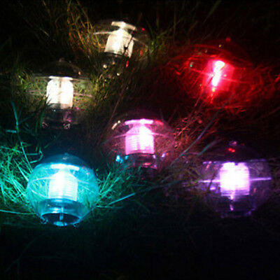 Solar Floating Underwater LED Color Changing Light For Swimming Pool Garden