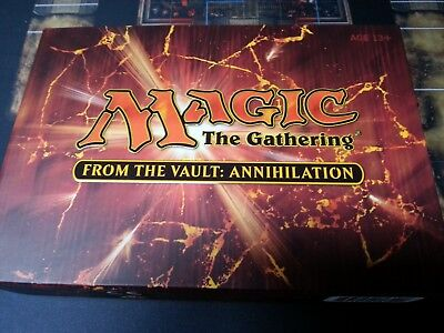 Magic the Gathering - From the Vault - Annihilation - MTG