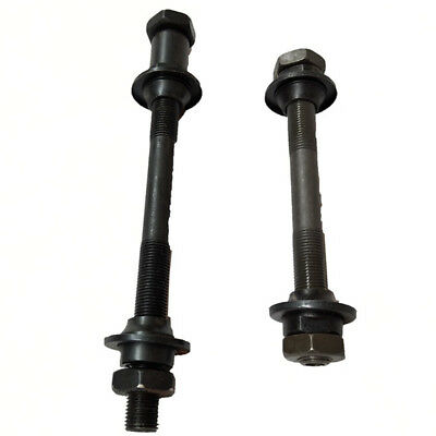 Rear Mountain Bike Bicycle Quick Release Front/Back Axles Hollow Hub Shaft Lever
