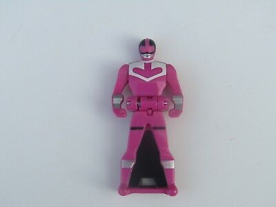 LOOSE  Power Rangers Key Green Lightspeed Ranger
