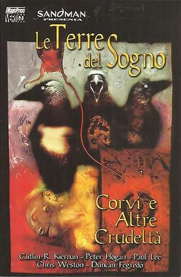 Sandman Le Terre Del Sogno Volume 6: Corvi E Altre Crudelta Edizione Magic Press