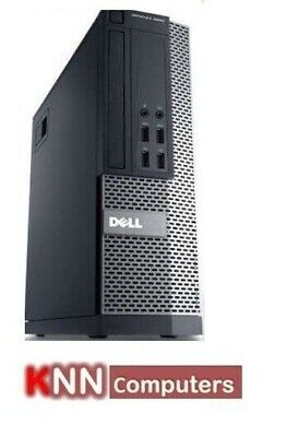 Dell OptiPlex 9020 SFF Core i7-4770 3.4GHz - 8GB Ram 500G SSD Win 10 Pro