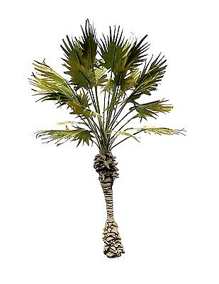 New Realistic Sugar Palm Tree Model 1/72 Scale. Tps-015 12Cm.height.