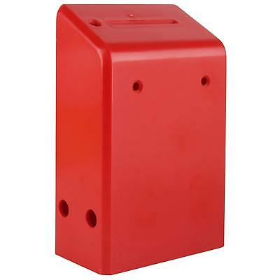 MCB - Plastic Charity Box - Donation Box - Coin Collection Box - Pack of 5