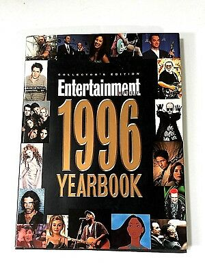 Entertainment Weekly Collector's Edition 1996 Yearbook Free SHipping