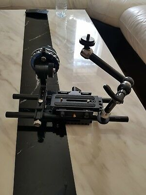 Tilta ff-T03  Professional Cinema Follow Focus with extras