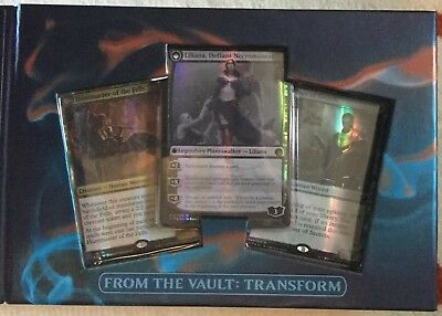 Magic the Gathering - From the Vault Transform - FTV