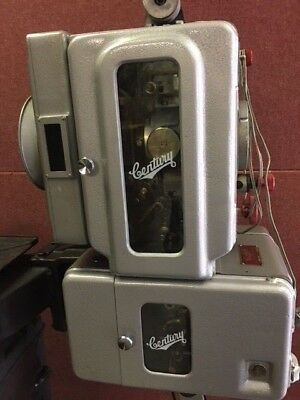 35mm CENTURY SA Projector & R3 Optical Sound Head ~ Very Clean