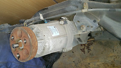Differential hinten Hinterachsdifferential Fiat Freemont 5404000003 05146768AB