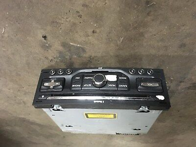 Citroen C5 Autoradio CD MP3 Navi 96661984