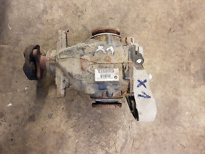 BMW X1 E84 Differential hinten Hinterachsdifferential 7566181 756618103
