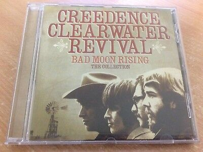 Creedence Clearwater Revival Bad Moon Rising (The Collection 2013) CD ALBUM MB12