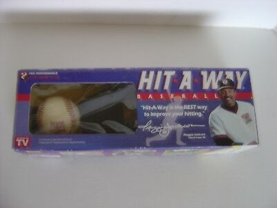 NEW Reggie Jackson Hit A Way Baseball Swing Trainer (G1-32)