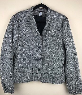 Womens Old Navy Tweed Blazer - Size XL Pre-Owned