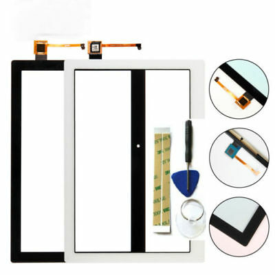 New Touch Screen Digitizer Glass For Lenovo Tab 2 A10-70F A10-70L+Tools 3M Tape