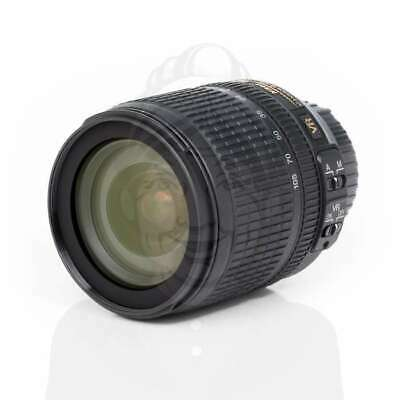 Autentico Nikon AF-S DX Nikkor 18-105mm F3.5-5.6G ED VR Lens (Gold Retail Box)