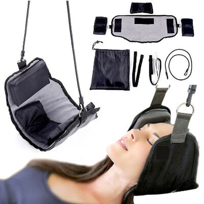 Hot Relaxation Cervical Traction Belt Hammock for Head Neck Shoulder Pain Relief