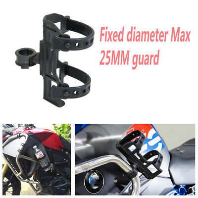 Motorcycle Beverage Water Bottle Drink Cup Holder 25MM Mount For BMW R1200GS ADV