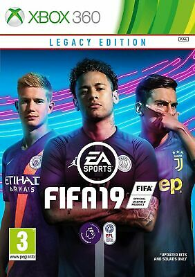 Fifa 19 Legacy Edition (Xbox 360) IN STOCK NOW New & Sealed UK PAL