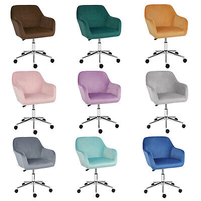 Office Chair Executive Computer Mesh Chair Fabric Adjustable Gaming Swivel Seat