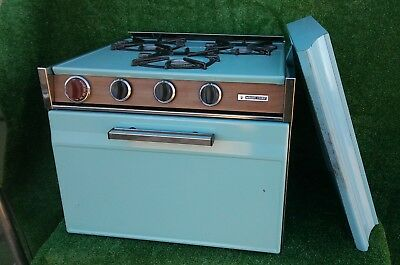 Rv Propane Stove >> Magic Chef Travel Trailer Camper Rv Propane Stove Oven 3 Burner
