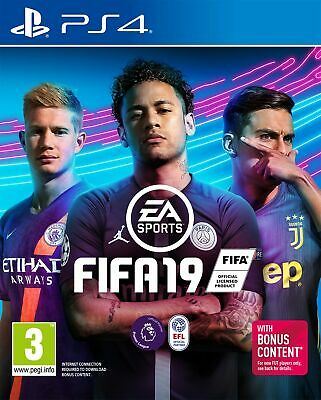 Fifa 19 (PS4) Brand New & Sealed UK PAL Free UK Postage