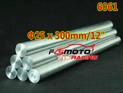 35*150mm  Aluminum Alloy 6061 Round Rod Solid Lathe Bar Cutting Stock Metal NP2Z