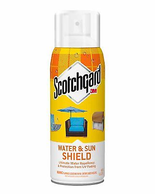 Scotchgard Water and Sun Shield with UV Protector, 1 Can 10.5 Ounces