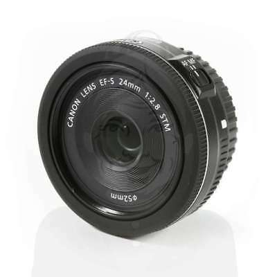 NUOVO Canon EF-S 24mm f/2.8 STM Lens