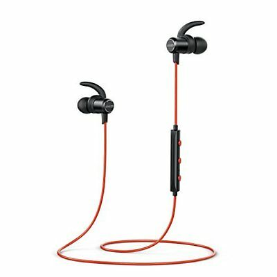 Anker SoundBuds Slim Wireless Headphones, Bluetooth 4.1 Lightweight Stereo