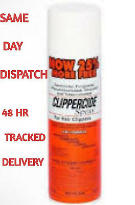 CLIPPERSIDE HAIR CLIPPER SPARY 5IN 1 FORMULA 15oz** SAME DAY DISPATCH **